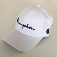 Champion Printed Cotton Adjustable Sport Caps Hats