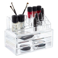 3-Drawer Chest & Stacking Organizer Set