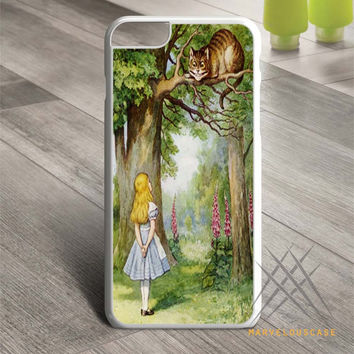 Alice Cheshire Cat Custom case for iPhone, iPod and iPad