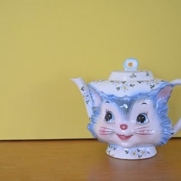 Lefton Miss Priss Teapot