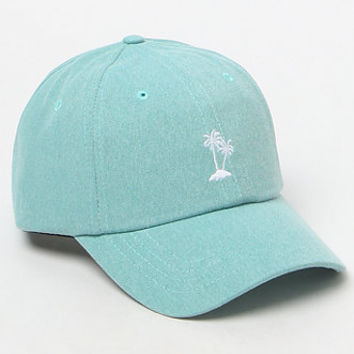 e20e163b2ece2 Vans Court Mint Strapback Dad Hat at from PacSun