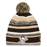 Pittsburgh Penguins New Era NHL Cuffed Sport Knit Hat
