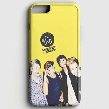 5Sos Signature iPhone 7 Case
