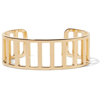 Arme De L'Amour - Gold-plated cuff