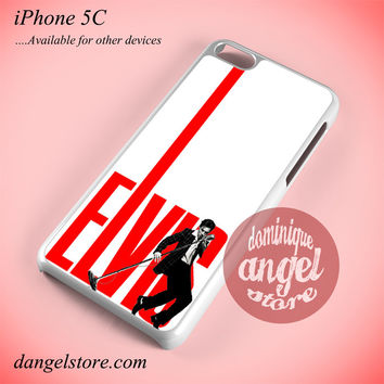 Elvis Presley Phone case for iPhone 5C and another iPhone devices