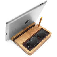 Oak Desk Organizer