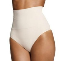 Buy CASS Luxury Shapewear Contour Thong, Nude, Small/Medium, 0-6 Online at Beauty.com