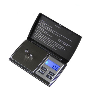 500g x 0.01g Digital Precision Scales for Gold Bijoux Jewelry Scale 0.01 Pocket Balance Electronic Stainless Steel Scales