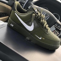 "Nike Air Force 1 '07 LV8 ""NBA Pack"" Leisure board shoes"