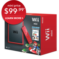 Wii mini Official Site - Buy Now