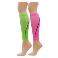 NEON COMPRESSION Running  SLEEVES
