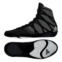 ADIDAS PRETEREO LLL 3 BOXING WRESTLING BOOTS - BLACK WHITE 1 Review(s)