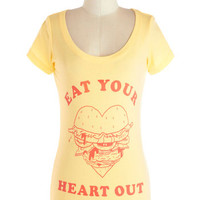 The Burger the Better Tee