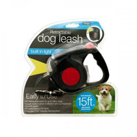 Retractable Dog Leash With Led Light (pack of 1)