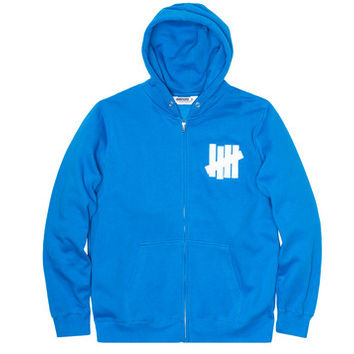 UNDEFEATED 5 STRIKE ZIP HOODY   Undefeated