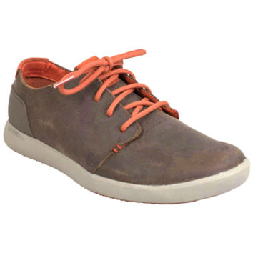Merrell Freewheel Lace Leather Brown Sneaker
