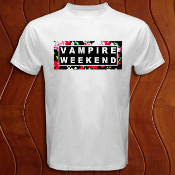 Vampir Weekend Shirt Men and Women T Shirt More Size Available