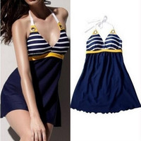 Sexy Swimwear Ladies Skirt Beach Swimming Wear Swimdress = 1828309444