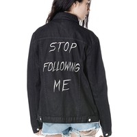 UNIF | STOP FOLLOWING ME