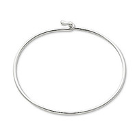 James Avery Hook On Bracelet - Sterling Silver 2.5 in.