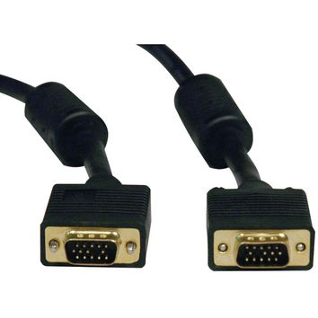 Tripp Lite Vga High-resolution Coaxial Monitor Cable With Rgb Coaxial (100ft)