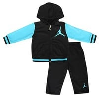 Jordan Jumpman Fleece Set - Boys' Infant at Kids Foot Locker