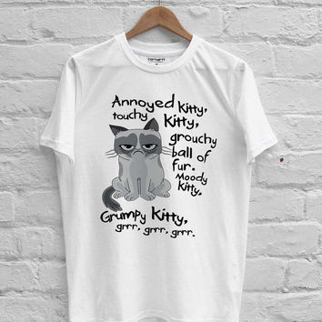 Grumpy Cat Parody T-shirt Men, Women Youth and Toddler