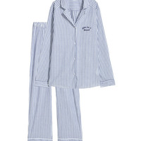 Pajama Shirt and Pants - from H&M