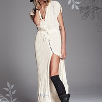 Free People Lace Inroads Maxi