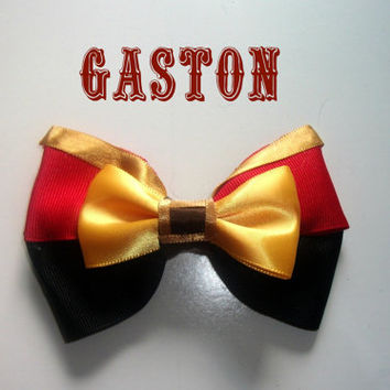 Gaston Bow - Beauty and the Beast