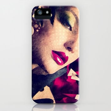 The Sin - for iphone iPhone & iPod Case by Simone Morana Cyla