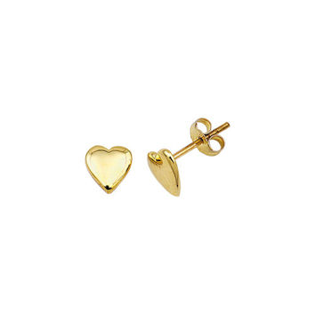 Heart 14k Solid Gold Earring Best Price