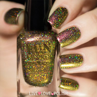 Fun Lacquer Poinsettia (H) Nail Polish