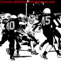 football players game sports original printable art print jpg digital download image graphics black and white bedroom living room decor