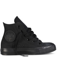 Converse - Chuck Taylor All Star 4-7 yr - Hi - Black