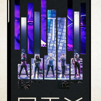 Pentatonix Album Volume  X0507 iPad 2 3 4, iPad Mini 1 2 3, iPad Air 1 2 , Galaxy Tab 1 2 3, Galaxy Note 8.0 Cases