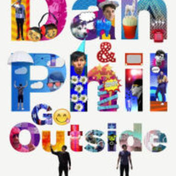 Dan and Phil Go Outside by Dan Howell, Phil Lester |, Hardcover | Barnes & Noble®