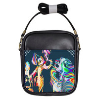 Lady and the tramp cross body bag