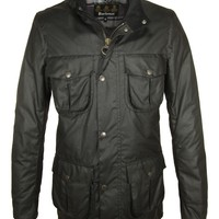 Barbour Men's Corbridge Jacket - Black MWX0340BK91 - Jackets / Coats - Gentlemen | Country Attire