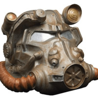 Fallout: Power Armor Helmet Coin Bank
