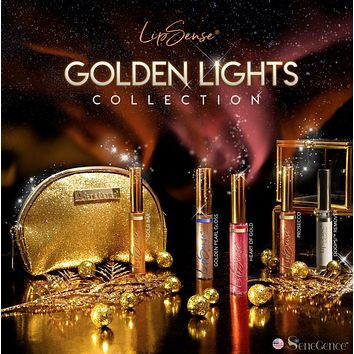 Limited Edition – Golden Lights LipSense Collection