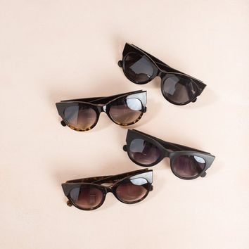Loraine Cat Eye Sunglasses