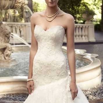 Casablanca Bridal 2116 Dress