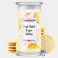 Fresh Baked Sugar Cookies Jewelry Candle