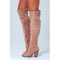 Looking Good Boots: Nude