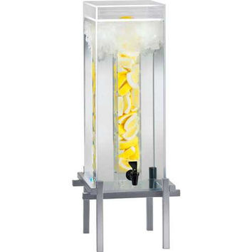 Cal-Mil 5 Gallon Silver One By One Water Dispenser With Infusion Core
