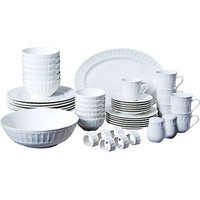 Walmart: Regalia 46-Piece Dinnerware and Serveware Set