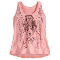 Disney Tinker Bell Lace Tank Tee for Women | Disney Store