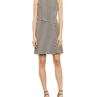 Lauren Ralph Lauren Houndstooth Print Dress | Bloomingdales's