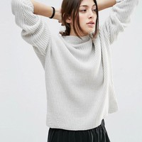 ASOS | ASOS Ultimate Chunky Sweater with High Neck at ASOS